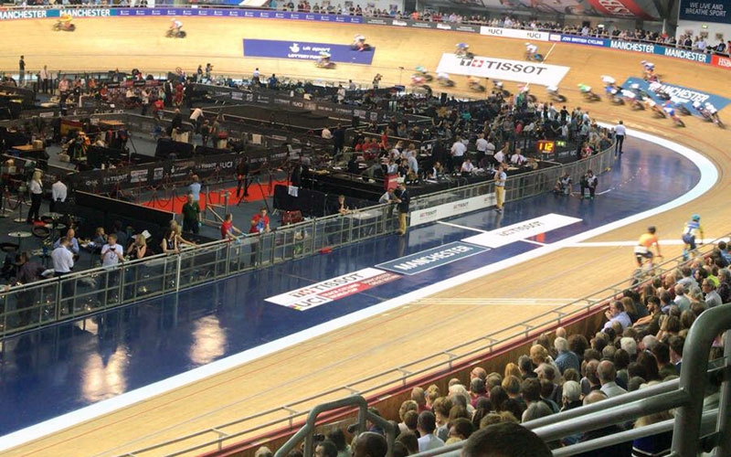 Velodrome Manchester Worldcup